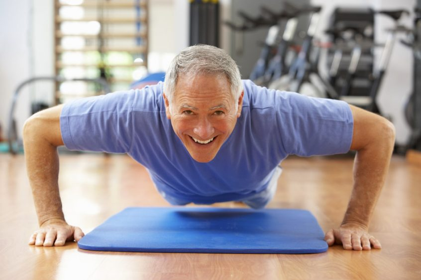 Over 60s Personal Training