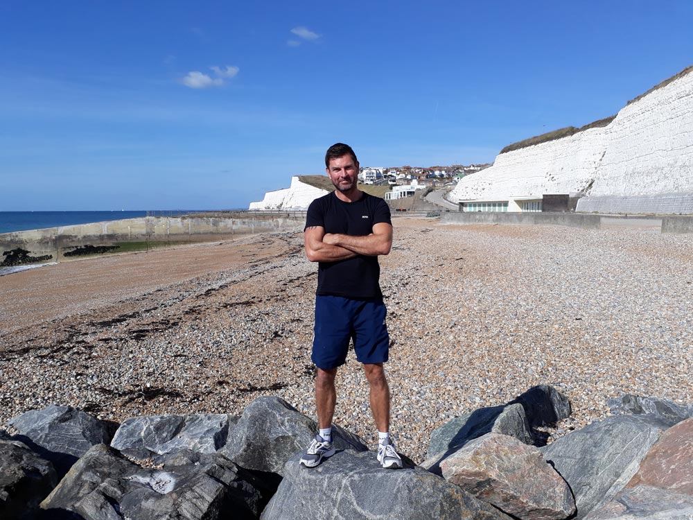 Gavin O'Brien Personal Trainer in Brighton and Hove