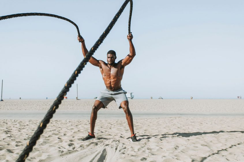 Battle rope workout benefits