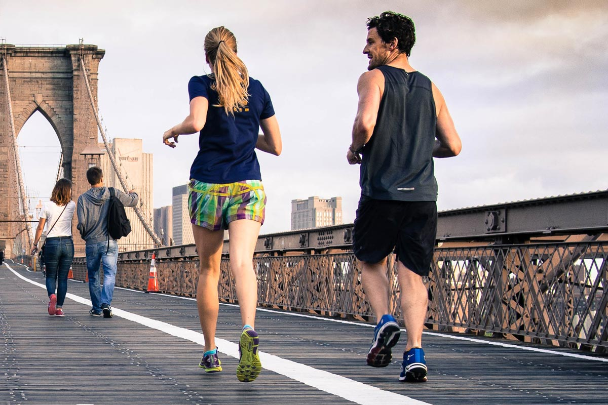 Regular exercise aids mental and physical health