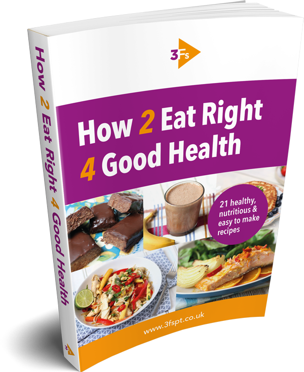 How 2 Eat Right 4 Good Health Volume 2: 21 Recipes