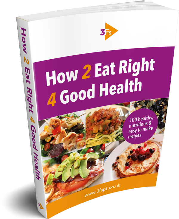 How 2 Eat Right 4 Good Health Volume 1: 100 Recipes
